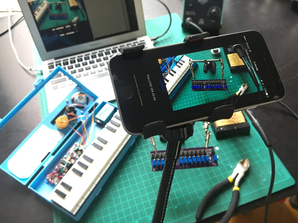 Making Time-lapse Videos with an iPhone by Command Line