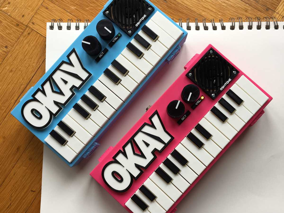 Oskitone OKAY 2 Synth