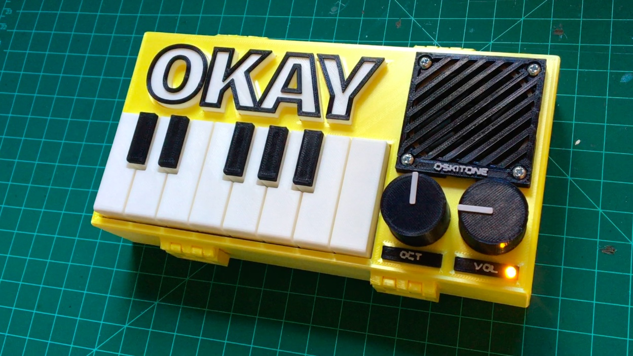 Oskitone OKAY Synth
