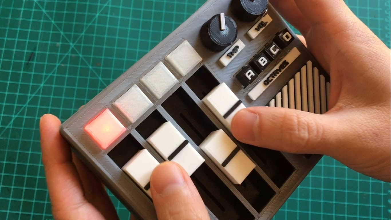 Prototype Post-Mortem: Four-Step Octaved Sequencer